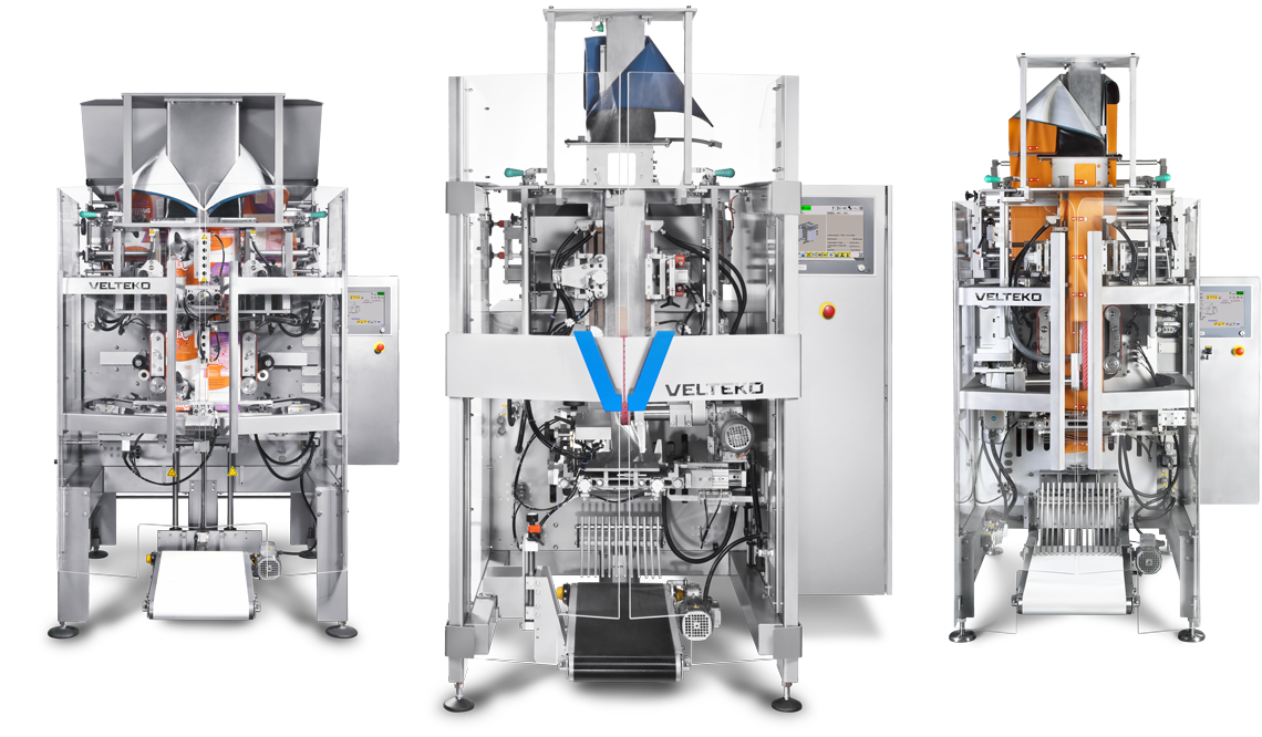 Velteko vertical packaging machine